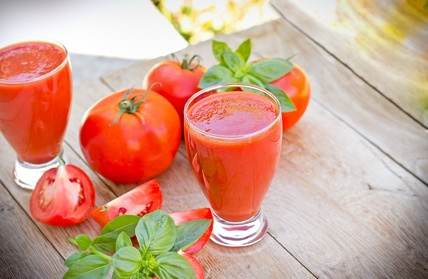 Roter-Feuer-Smoothie-Tomate
